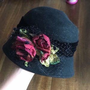 Beautiful Victorian hat